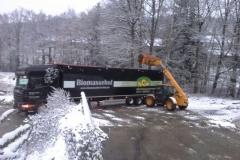 DBV Beladung im Winter