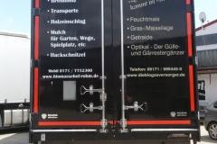 DBV LKW Schubboden Hinten